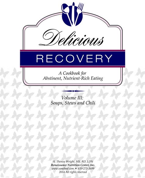 Delicious Recovery III
