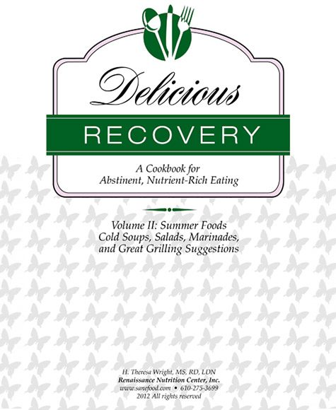 Delicious Recovery II